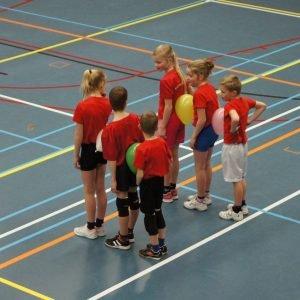 Goede ✓ De leukste gymspellen en sport spellen op beeld voor je gymles! KV-91