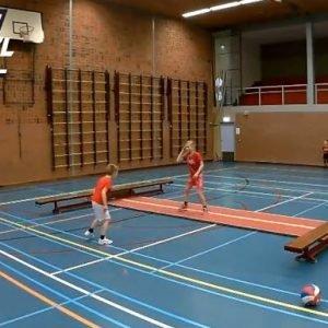Wonderbaar ✓ De leukste gymspellen en sport spellen op beeld voor je gymles! WK-89