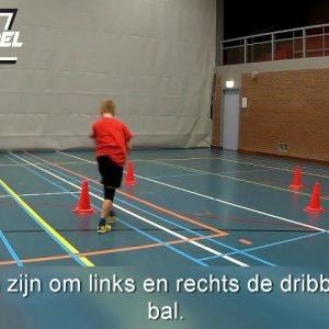 Zeer Leuke balspellen voor je gymles? | Binnen en buiten spelletjes! &KK52