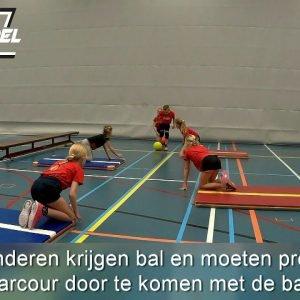New Leuke balspellen voor je gymles? | Binnen en buiten spelletjes! #IJ79